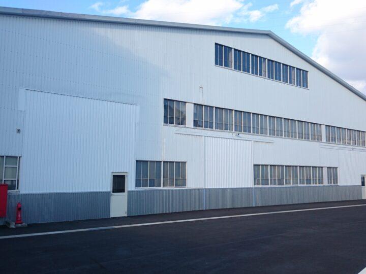 工場、倉庫の屋根塗装、外壁塗装、雨漏り専門ウチックス