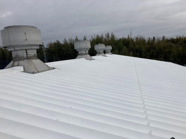 N株式会社様  屋根塗装・窓ガラス遮断熱塗装工事